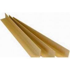 Уголок защитный картонный