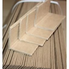 Уголок картонный упаковочный 35х35х3